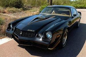 1979 Black Chevrolet Camaro Z28 Thanks To My Dad This Was