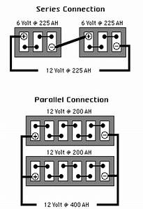 Tech Tips  Series Vs Parallel Battery Connections