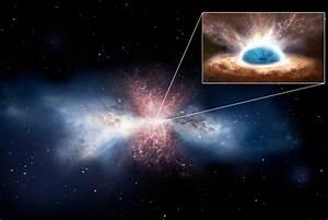 Estrelas estão parando de nascer. Culpa é dos buracos negros
