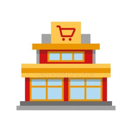 Mall Clipart Shopping Centre Clipart Stock Vectors Royalty Free