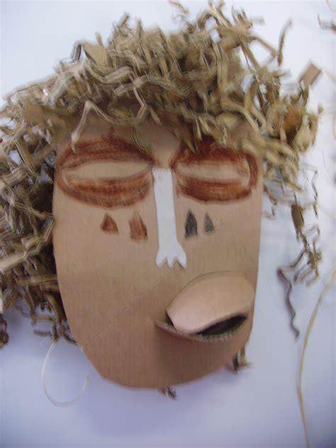bureau de l education catholique 6e arts plastiques masques africains avec pigments