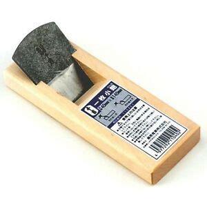 brand  senkichi wood block plane double edge mm