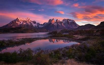 South America Landscape Nature