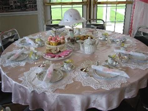 tea party table setting information httpwww