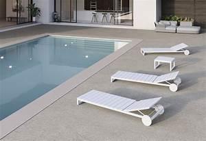 Idee Per Pavimenti Esterni  Pavimenti Per Bordo Piscina E Giardino - Idealwork