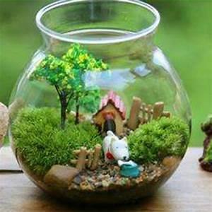 New Micro Landscape Decoration DIY Mini Fairy Garden