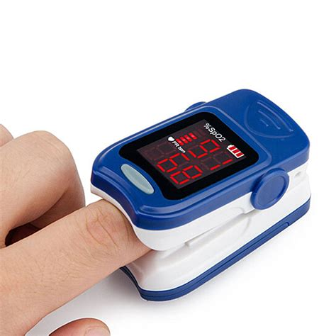 Buy Remedy Health Fingertip Pulse Oximeter and Heart Rate