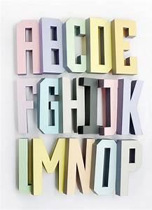 3d alphabet templates mr printables With 3d card letters