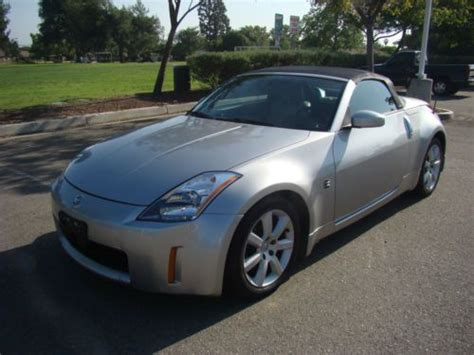Buy Used 2005 Nissan 350z Touring Roadster Convertible