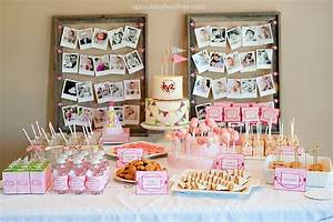 party table decorating ideas how to make it pop With idee deco exterieur jardin 5 idee deco chambre bebe vintage