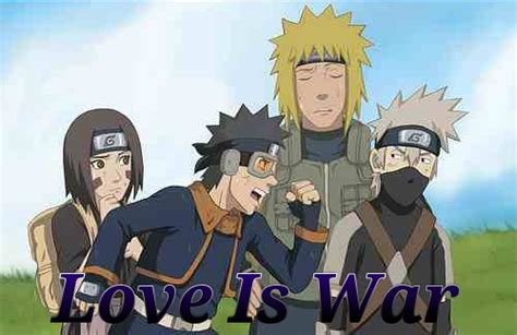 Love Is War.team Minato (? X Reader) Pt 1 By Santa956 On