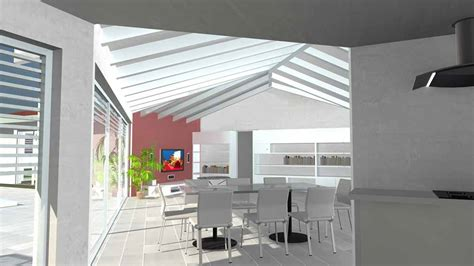 Interieur Maison Contemporaine Architecte Villa D Architecte Contemporaine 224 Patios Dedans Dehors