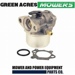 Carburetor For Briggs And Stratton Lawn Mower Quantum