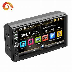 China Car Stereo User Manual 2 Din 7880 Car Mp5 Player Din