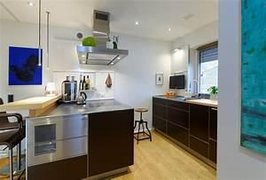 Unterschränke Küche Günstig : wei blaue k che bilder ideen couchstyle ~ Buech-reservation.com Haus und Dekorationen
