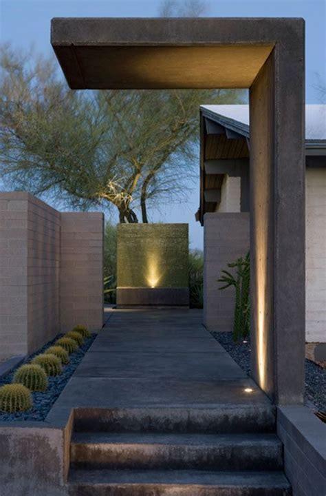 kichler residential landscape lighting  moderne hus inngangspartier byplanlegging