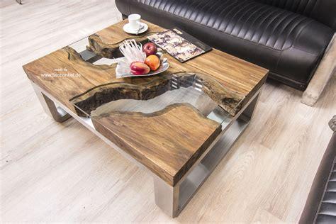 Der Couchtisch Aus Holz couchtisch aus holz 100x80 cm quot landscape quot der