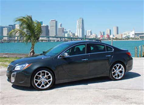buick regal gs road test  review autobytelcom