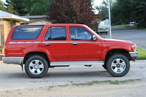 1991 Toyota 4runner Sr5 3 0l  V6  5 Speed Manual