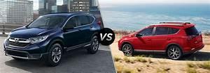 2017 Honda CR V Trim Level Comparison