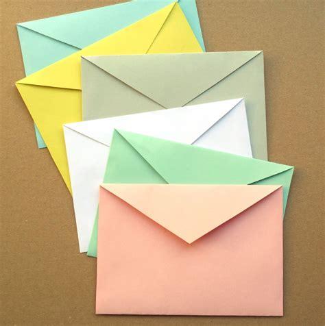 brief falten kleiner umschlag paper desc diy briefumschlag c6 zum ausdrucken auf a4