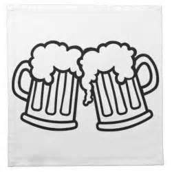 Black Beer Mug Clip Art