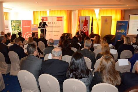 chambre de commerce espagnole lancement de la chambre tuniso espagnole du commerce et de