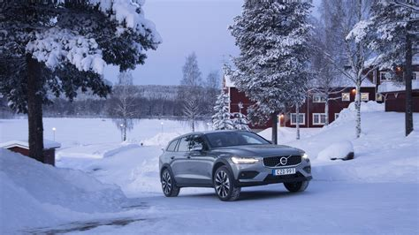 volvo  cross country review driving  swedish