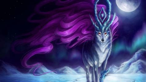 Animated Wolf Wallpaper Hd - animated wolf wallpaper 64 images