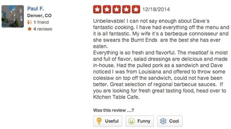 yelp review template yelp reviews are getting more positive and more negative small business trends
