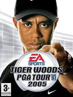 Tiger Woods PGA Tour 2005 - Wikipedia