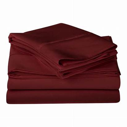 Cotton Egyptian Sheet 1200 Solid Thread Count