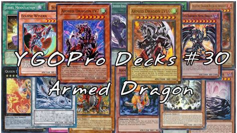 armed deck yugioh armed deck tcg january 2014 ygopro 30