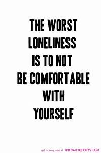 Loneliness Poems And Quotes images