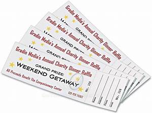 ave16154 printable tickets by avery ontimesuppliescom With office depot raffle ticket template