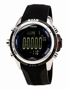Pulsar Ps7001 Digital Watch