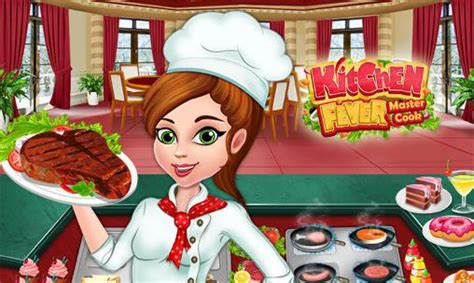 Kitchen Fever Master Cook by Kitchen Fever Master Cook For Android Free