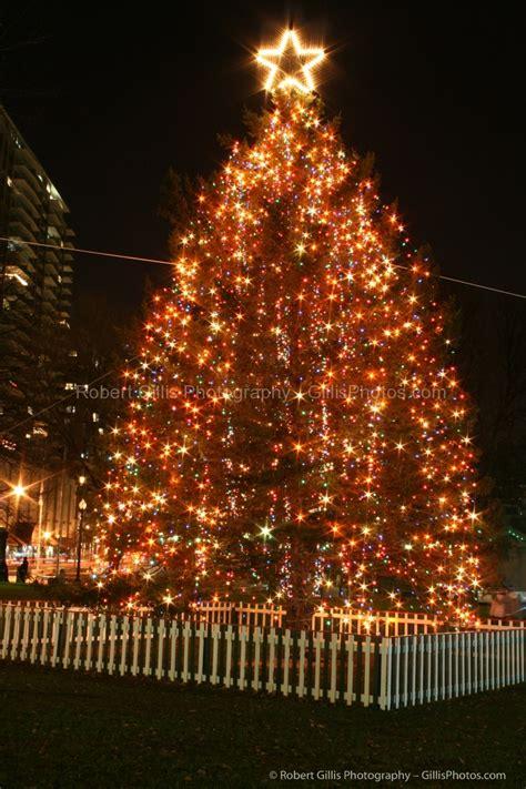 boston common  christmas robert gillis  england