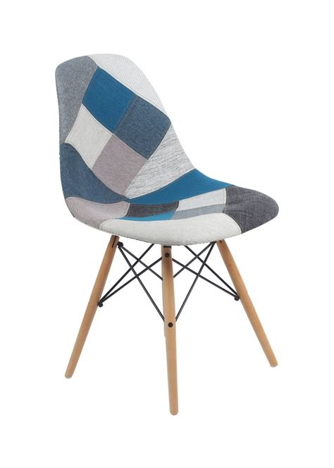 chaise eames patchwork 22 best la vie en bleu images on charles eames