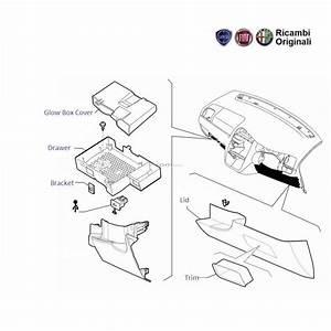 Fiat Grande Punto  Instrument Panel Of Dashboard