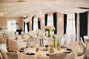 Black & White Wedding Reception - Fab Mood Wedding