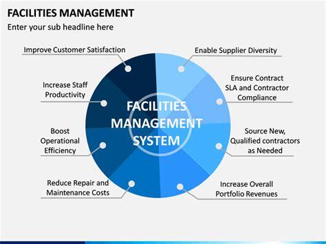facilities management powerpoint template sketchbubble