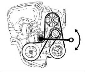 Need Routing Digram For The Engine Serpentine Belt