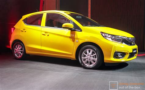 honda brio 2019 honda philippines launches 2019 brio www unbox ph