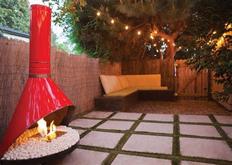 Is It To Burn Wood In Backyard by 25 Best Ideas About Outdoor Wood Burning Fireplace On