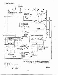 Microwave Oven Electrical Circuit Diagram