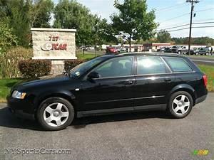 Audi A4 2003 : 2003 audi a4 1 8t quattro avant in brilliant black 295517 cars for sale ~ Medecine-chirurgie-esthetiques.com Avis de Voitures