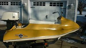 Hydrocycle Barracuda 1969 For Sale For  1 995