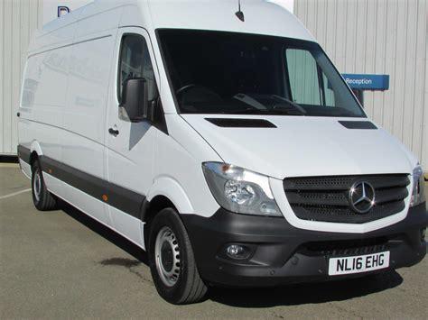 mercedes truck white mercedes benz sprinter 313cdi van bell truck and van