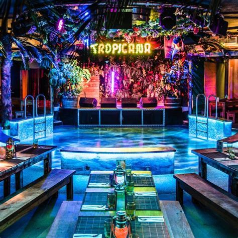 Tropicana Beach Club ? Covent Garden London